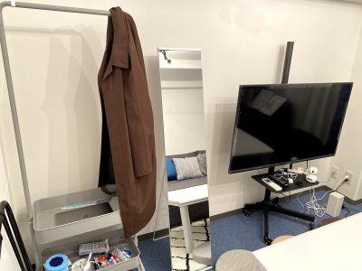 池袋リラックス会議室 ゆったりできる完全個室の会議室の設備の写真