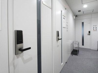 ドアノブ鍵 - 貸会議室ルームス水道橋店 水道橋店第3会議室の設備の写真