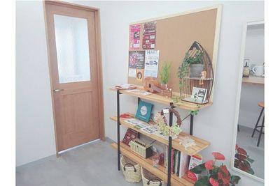 イベント告知なども。 - Nagisanboの室内の写真