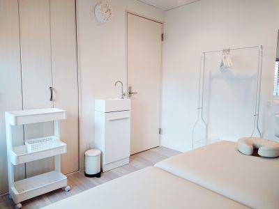 Body care labo R サロンルームAの室内の写真