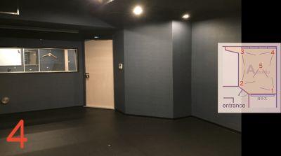 NUTSスタジオ駒込Aスタジオ Aスタジオの室内の写真