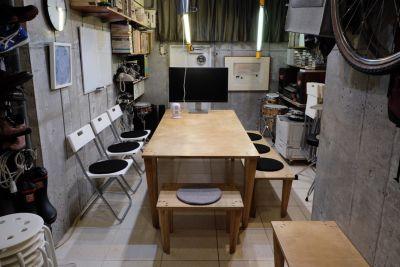 @Kakigara アットカキガラの室内の写真