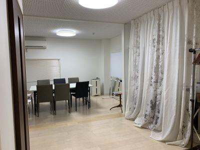花ビル 202 会議室 スタジオの室内の写真