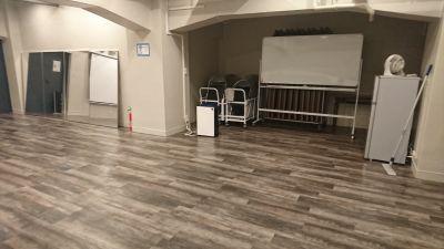 まるちか人形町 多目的スペースの設備の写真