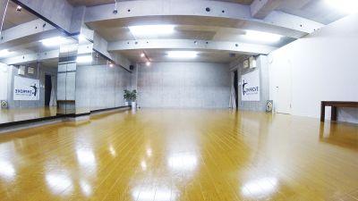 STUDIO IMPROVE レンタルダンススタジオの室内の写真