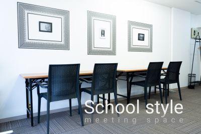 黒ねこ会議室 貸会議室の室内の写真