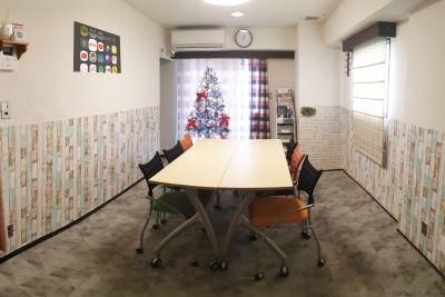 CAFE SPACE新宿・角部屋 パーティー・貸し会議室・ボドゲの室内の写真
