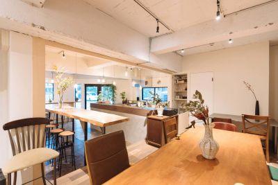 045'_【1F】slow南大塚 キッチンスペースの室内の写真