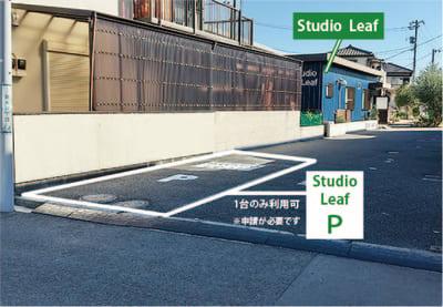 Studio Leaf レンタルスペースの外観の写真