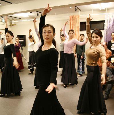 CADENA FLAMENCA レンタルダンススタジオのその他の写真