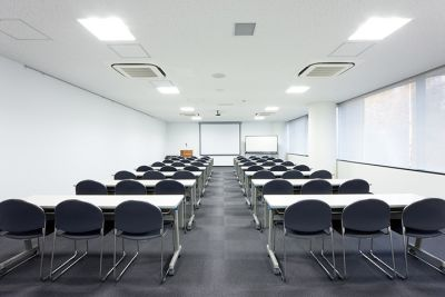 大阪会議室 松下IMPビル会議室 A会議室(2階)の室内の写真