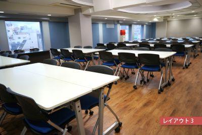 貸し会議室 プランセカンス 西中島南方・新大阪エリアの室内の写真