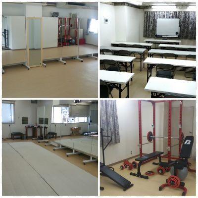 TH会場4階 多目的スペース(会議室、セミナールーム、ダンススタジオ向け)の設備の写真