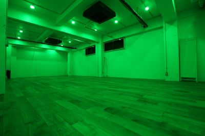 JOINT Harajuku B1 JOINT STUDIOの室内の写真