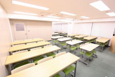 品川ステーションビル ふれあい貸し会議室品川No19の室内の写真