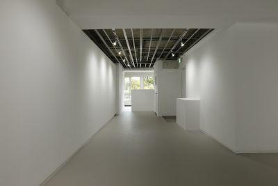 ギャラリーウォーター レンタルギャラリーの室内の写真