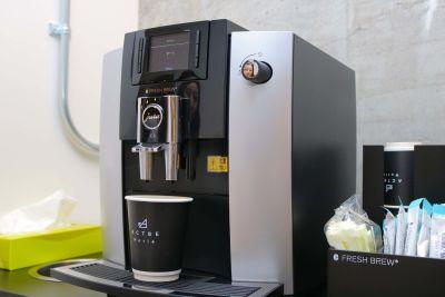 コーヒーメーカー無料 - ACTBE Horieイベント貸 レンタルスペースの設備の写真