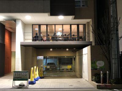 ACTBE Horieイベント貸 レンタルスペースの外観の写真