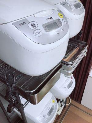 飲食店営業許可付きシェアキッチン レンタルキッチンの設備の写真