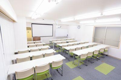 ふれあい貸し会議室 新宿中川 ふれあい貸し会議室 新宿No18の室内の写真