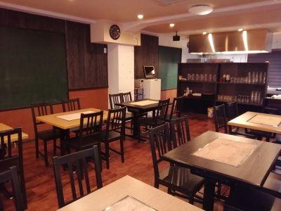 「南風」 貸キッチン、パーティールームの室内の写真