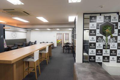 ベイシズ福岡・博多駅前貸会議室 A01(収容人数6名)会議室の室内の写真