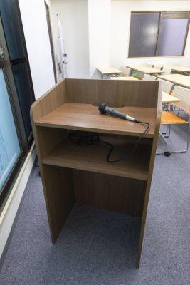 貸会議室ビズモア東京駅八重洲 レンタル会議室の設備の写真