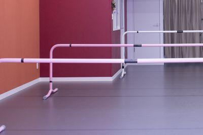 【アトリエ エマーブル】 レンタルダンススタジオの設備の写真