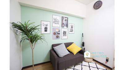 【ショコラスペース】 ショコラスペースの室内の写真