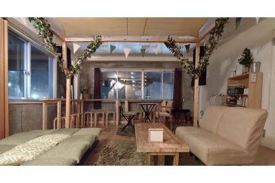 室内|Sabori 大久保401 グランピング・貸会議室・パーティー・レンタルスペース・撮影スタジオ - Sabori 大久保 401 撮影・レンタルスペースの室内の写真