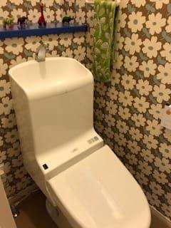 トイレはウォシュレット - スタジオKaveri 東林間 レンタルスタジオの設備の写真