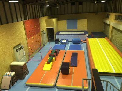 Acroba(アクロバ) 運動施設・大型スペース・用途多数の設備の写真
