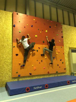 大人も子供も楽しめるボルダリング - Acroba(アクロバ) 運動施設・大型スペース・用途多数の設備の写真