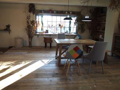レンタルスペースiro-dama 80㎡ルームの室内の写真