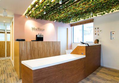 Maffice北参道 貸し会議室②:窓あり4名仕様の設備の写真