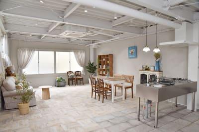 スタジオピア30 森下 撮影スタジオの室内の写真