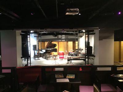 Ran Theatre レンタルホールの室内の写真