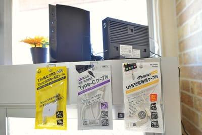 お気軽会議室 チサンM第3名古屋 Share8P『ブリック』の設備の写真