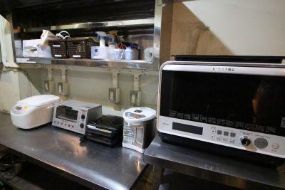仙台協立第1ビル1階  COMPASSコンパスの設備の写真