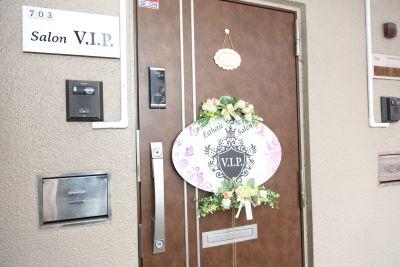 レンタルサロン V.I.P. Prince Roomの入口の写真