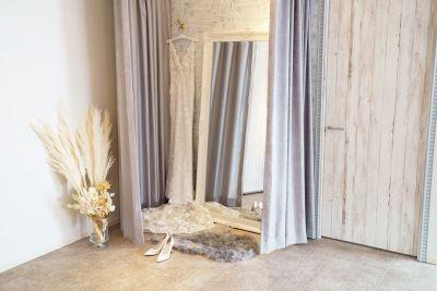 試着室あり - 表参道パリのアトリエ風スタジオ 骨董通り沿い白いアトリエの室内の写真