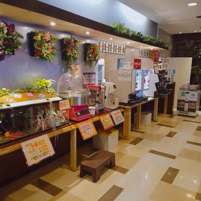 Aro.Cafe パーティースペースの設備の写真