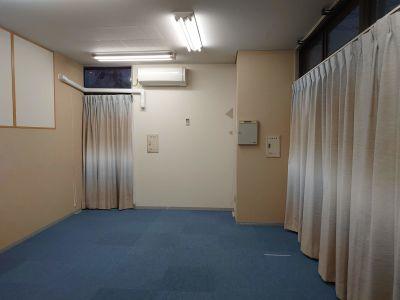 リバーサイド会議室 貸会議室105号室の室内の写真