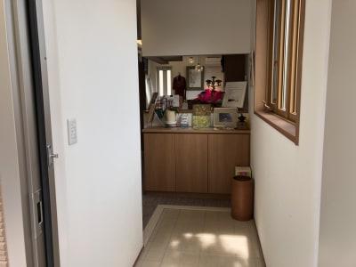 スタジオ⭐︎ベリー Bスタジオの入口の写真