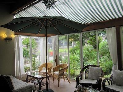 cafe  ふぁーちゃ 花茶 レンタルスペースの室内の写真