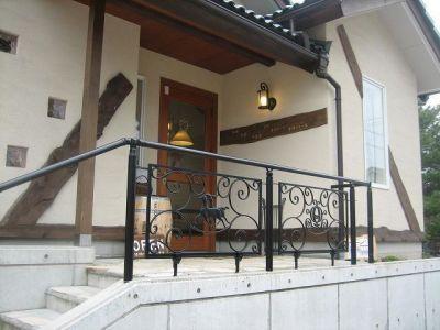 cafe  ふぁーちゃ 花茶 レンタルスペースの入口の写真