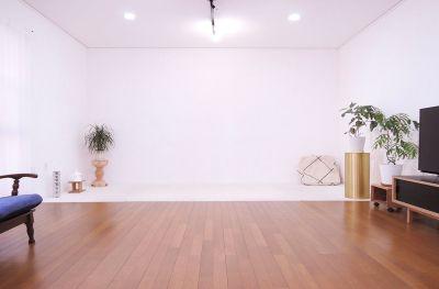 メインホール - HOUSE124 個人さまご利用プランの室内の写真