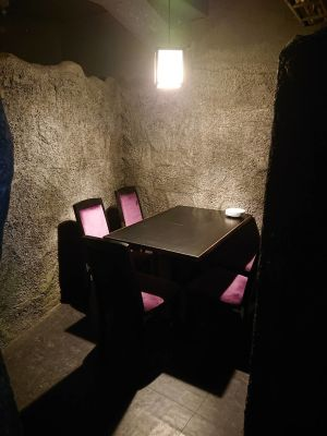 シェフのいないレストランの室内の写真
