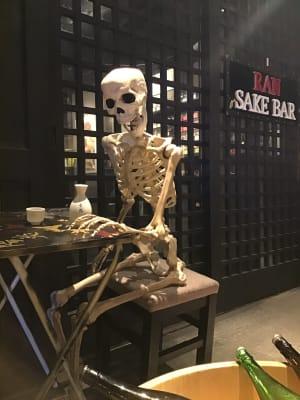シェフのいないレストランの入口の写真