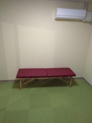 レンタルスペース にじ色 サロンスベースの室内の写真